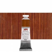 Michael Harding : Oil Colour : 40ml Raw Sienna