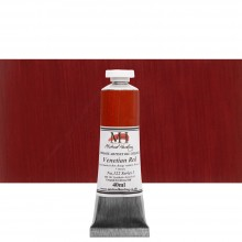 Michael Harding : Oil Colour : 40ml Venetian Red