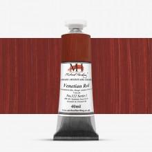 Michael Harding : Oil Colour : 40ml Venetian Red