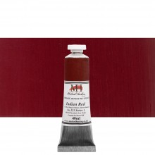Michael Harding : Oil Paint : 40ml : Indian Red