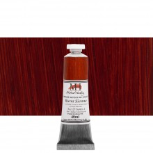 Michael Harding : Oil Colour : 40ml Burnt Sienna