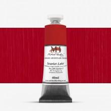 Michael Harding : Oil Colour : 40ml Scarlet Lake