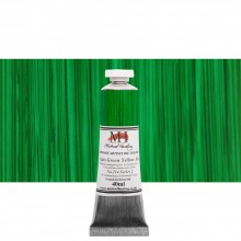 Michael Harding : Oil Paint : 40ml : Phthalo Green Yellow Shade