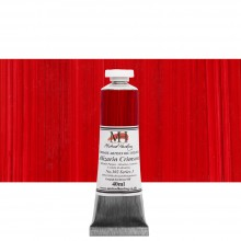 Michael Harding : Oil Paint : 40ml : Alizarin Crimson