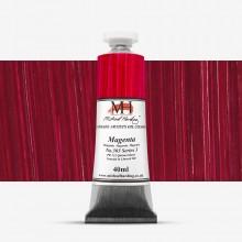Michael Harding : Oil Colour : 40ml Magenta