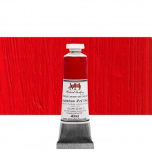 Michael Harding : Oil Colour : 40ml Cadmium Red Deep