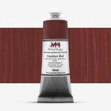 Michael Harding : Oil Paint : 60ml : Venetian Red