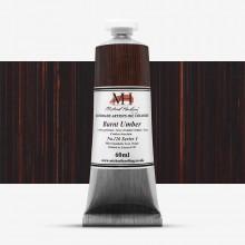 Michael Harding : Oil Colour : 60ml Burnt Umber