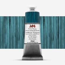 Michael Harding : Oil Paint : 60ml : Caribbean Turquoise