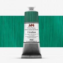 Michael Harding : Oil Paint : 60ml : Viridian S5