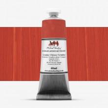 Michael Harding : Oil Paint : 60ml : Genuine Chinese Vermilion