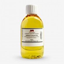 Michael Harding : Refined Linseed Oil : 250ml