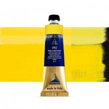Maimeri : Puro : Oil Paint : 40ml : Cadmium Yellow Lemon