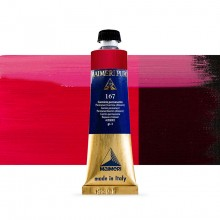 Maimeri : Puro : Oil Paint : 40ml : Perm Carmine (Alizarin)