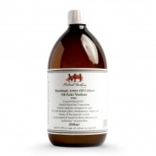 Michael Harding : Oil Paint Medium : 1000ml