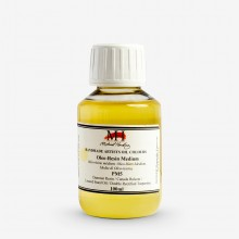 Michael Harding : Oleo Resin Medium 100ml