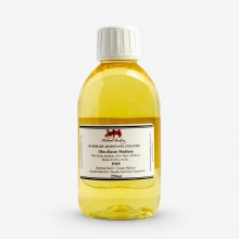 Michael Harding : Oleo Resin Medium : 250ml : By Road Parcel Only