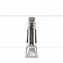 Talens : Rembrandt Oil Colour : 40 ml Tube : Transparent White