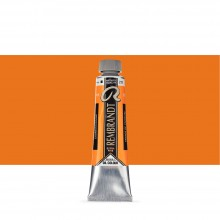 Talens : Rembrandt Oil Colour : 40 ml Tube : Cadmium Orange