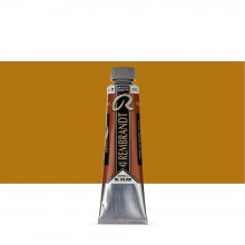 Talens : Rembrandt Oil Paint : 40 ml Tube : Raw Sienna