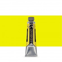 Talens : Rembrandt Oil Colour : 40 ml Tube : Permanent Lemon Yellow