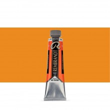 Talens : Rembrandt Oil Paint : 40 ml Tube : Permanent Orange