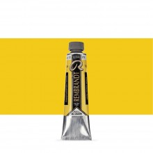 Talens : Rembrandt Oil Paint : 40 ml Tube : Transparent Yellow Medium