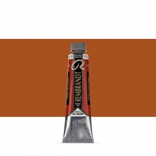 Royal Talens : Rembrandt Oil Paint : 40ml : Transparent Oxide Orange