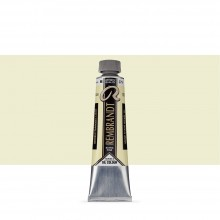 Talens : Rembrandt Oil Paint : 40 ml Tube : Nickel Titanium Yellow Light
