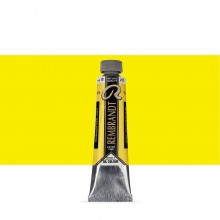 Talens : Rembrandt Oil Colour : 40 ml Tube : Permanent Yellow Light