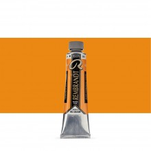 Royal Talens : Rembrandt Oil Paint : 40ml : Permanent Yellow Deep