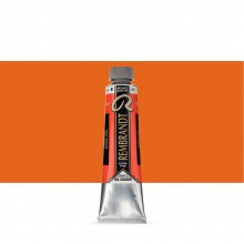 Royal Talens : Rembrandt Oil Paint : 40ml : Vermilion