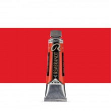 Talens : Rembrandt Oil Paint : 40 ml : Transparent Red Medium