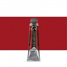 Talens : Rembrandt Oil Colour : 40 ml Tube : Permanent Madder Brown