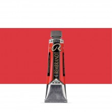 Talens : Rembrandt Oil Paint : 40 ml Tube : Permanent Red Light