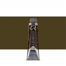 Royal Talens : Rembrandt Oil Paint : 40ml : Raw Umber