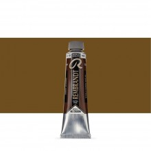 Talens : Rembrandt Oil Paint : 40 ml Tube : Burnt Umber