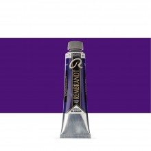 Royal Talens : Rembrandt Oil Paint : 40ml : Ultramarine Violet