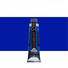 Talens : Rembrandt Oil Paint : 40 ml Tube : Cobalt Blue Light