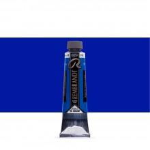 Talens : Rembrandt Oil Paint : 40 ml Tube : Cobalt Blue Light