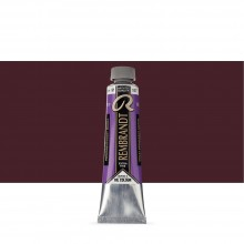 Talens : Rembrandt Oil Paint : 40 ml Tube : Permanent Violet Medium
