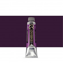 Talens : Rembrandt Oil Paint : 40 ml Tube : Permanent Blue Violet