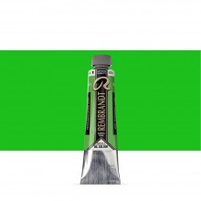 Talens : Rembrandt Oil Paint : 40 ml : Permanent Green Light
