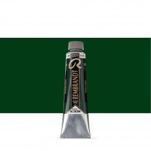 Talens : Rembrandt Oil Paint : 40 ml Tube : Green Earth