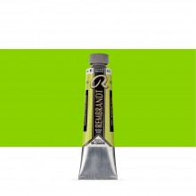 Royal Talens : Rembrandt Oil Paint : 40ml : Permanent Yellow Green