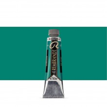 Royal Talens : Rembrandt Oil Paint : 40ml : Sevres Green