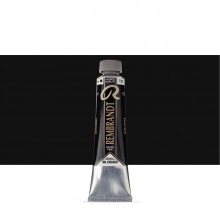 Talens : Rembrandt Oil Paint : 40 ml Tube : Oxide Black