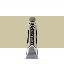 Talens : Rembrandt Oil Paint : 40 ml Tube : Silver