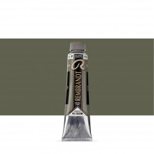 Talens : Rembrandt Oil Paint : 40 ml Tube : Pewter