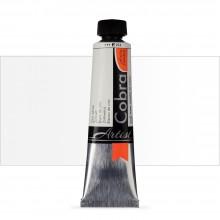 Talens : Cobra Artist Water Mixable Oil Paint : 40ml Zinc White